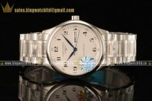 Longines Master SS/SS Whi