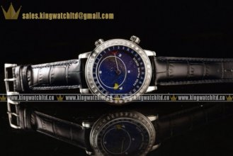 Patek Philippe Grand Complication Sky Moon Celestial Blue SS/LE Miyota 9015 Auto (GF)