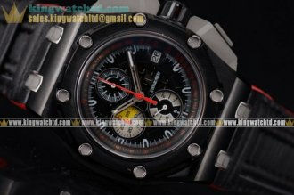 Audemars Piguet Royal Oak Offshore Grand Prix Chrono PVD/LE Black Miyota OS10 Quartz (EF)