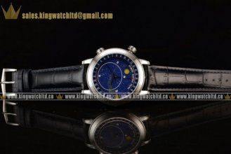 Patek Philippe Grand Complication Sky Moon Celestial SS/LE Blue Miyota 9015 Auto (GF)