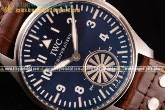"IWC Big Pilot ""Markus Buhler"" SS/LE Blue Swiss ETA 6497 Manual Winding - 1:1 (KW)"