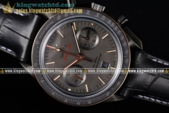 Omega Speedmaster Moonwatch Co-axial Chrono PVD/LE Grey Omega 9300 Auto - 1:1 (EF)