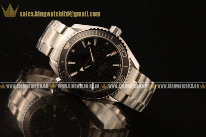 Replica Omega Seamaster Planet Ocean 007 Skyfall James Bond Watch