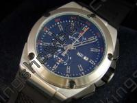 IWC Ingenieur Double Chro